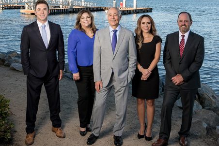 kenneth m. sigelman team by water | Kenneth M. Sigelman & Associates | San Diego, CA
