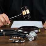 A Gavel and Stethescope
